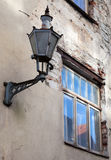 Old street lamp lantern Stock Photos