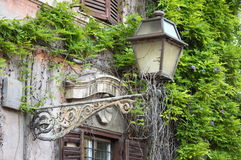Old street lamp Stock Photo