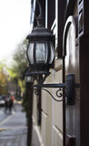 The old street lamp Royalty Free Stock Image