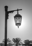 An old street lamppost Stock Photography