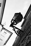 Old street lantern Stock Photography