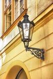 Old street lantern Stock Photos