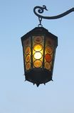 Old street lantern Royalty Free Stock Image
