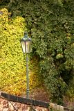 Old street lantern Royalty Free Stock Images