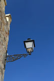 Old street lantern Stock Images