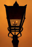 Old street light Royalty Free Stock Photos