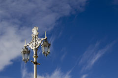 Old street light, Brighton Stock Photography