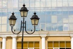 Old Street light european Stock Images