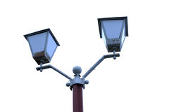 Old street light. Stock Images