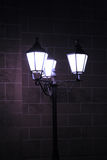 Old street lights Royalty Free Stock Images