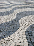 Old street in Lisbon Royalty Free Stock Photography