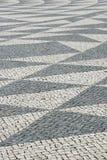 Old street in Lisbon Stock Photos