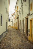 Old street in Lisbon Royalty Free Stock Photos