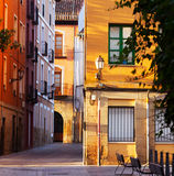 Old street in Logrono Royalty Free Stock Photos