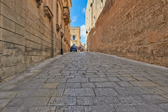 Old Street In Malta Royalty Free Stock Photo