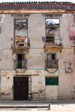 Old Street Of Havana Royalty Free Stock Photography