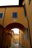Old street Pisa Italy Royalty Free Stock Photos
