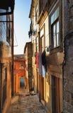 Old street of Porto Stock Photos