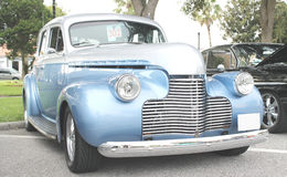Old Street Rod Car Royalty Free Stock Photography