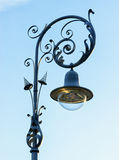 Old streetlamp Stock Images
