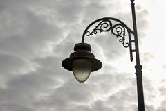 Old streetlamp Royalty Free Stock Photos