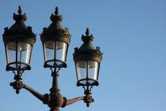 Old streetlight Stock Image