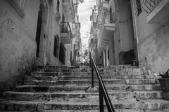 Old Streets in Isla Royalty Free Stock Photography