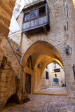 The old streets of Jaffa , Tel Aviv, Stock Images
