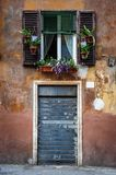 Old streets of Rome, Italy Stock Photography