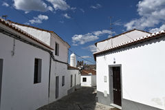 Old Streets of Serpa, Portugal Stock Photography