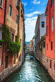 The old streets of Venice Stock Photography