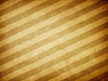 Old striped paper background. Stock Image