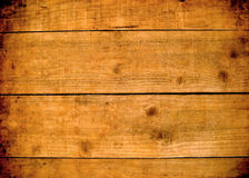 Old striped wood texture Stock Image