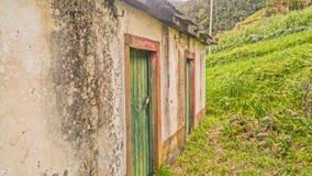 Rural Old House On Porto da Cruz Royalty Free Stock Photos