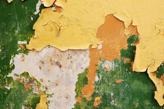 Old stucco Royalty Free Stock Photography