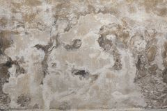 Old stucco wall. Background texture Royalty Free Stock Image