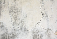Old stucco wall texture of gray color Stock Photography