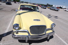 Old Studebaker Sky Hawk Royalty Free Stock Photography