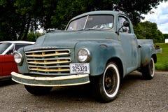 Old Studebnaker pickup Royalty Free Stock Photo