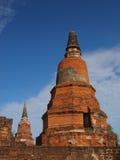 old stupa Royalty Free Stock Photos