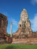 old stupa Royalty Free Stock Image