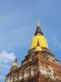 old stupa Stock Photo