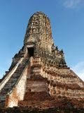 Old Stupa Royalty Free Stock Photo