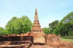 Old stupa Stock Photo