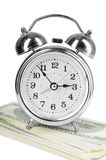Old style alarm clock Stock Photos