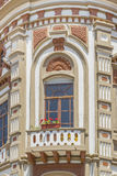 Old Style Architecture in Cuenca, Ecuador Stock Photo