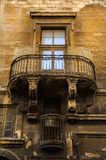 Old Style Balcony Royalty Free Stock Images