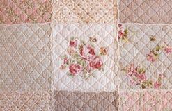 Old style blanket texture Stock Photos
