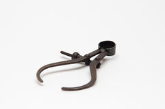 Old style caliper Royalty Free Stock Photos