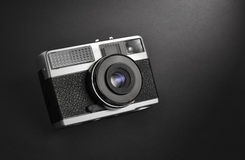 Old Style Camera Stock Image